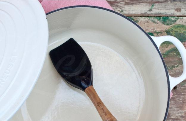 Hierro colado vitrificado su uso en la cocina cocottes for Hierro colado