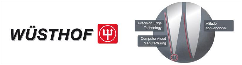 tecnología PETec de Wüsthof