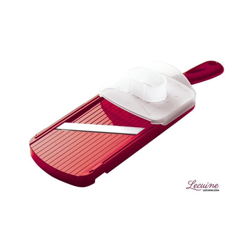release date: 45c4a 77001 mandolina-de-ceramica-regulable-de-kyocera-colores-rojo-