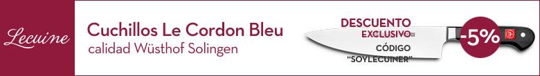 Comprar cuchillos Le Cordon Bleu Wüsthof
