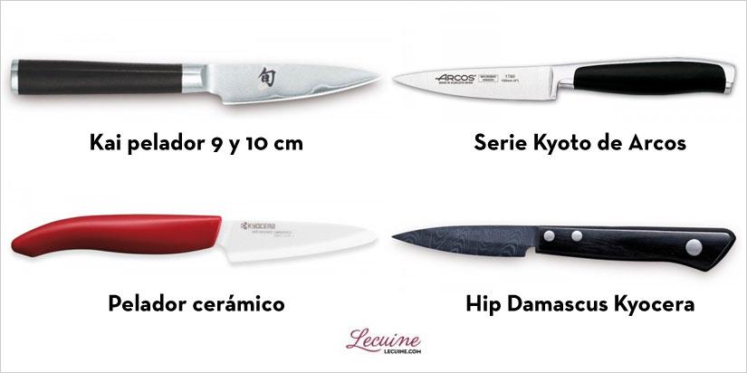 Dale al corte en primavera con el cuchillo pelador - Cuchillos para decorar fruta ...