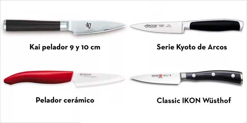 Cuchillo pelador