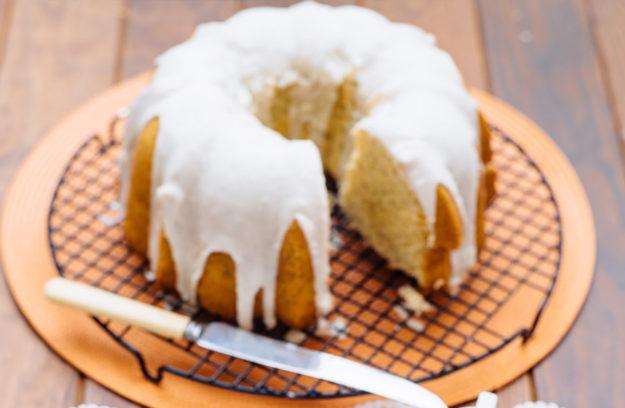 Así queda el Bundt Cake