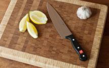 Cuidado cuchillos de cocina
