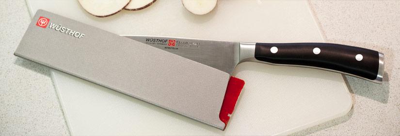 Cuidado de los cuchillos de cocina 5 sencillos consejos - Fundas para cuchillos de cocina ...