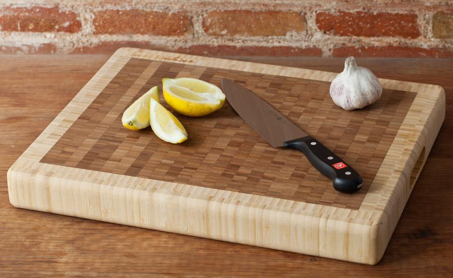 Elegir tablas de corte para tu cocina - Lecuiners