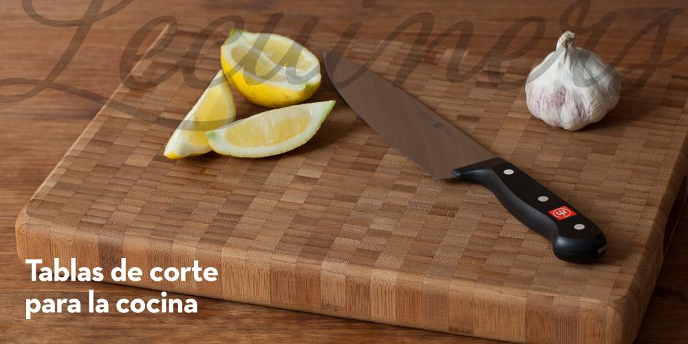 Tabla Cocina | Comparativa De Tablas De Corte Para Tu Cocina Lecuiners