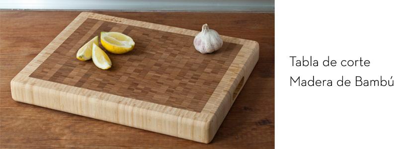 Elegir tablas de corte para tu cocina lecuiners - Tablas de madera precio ...