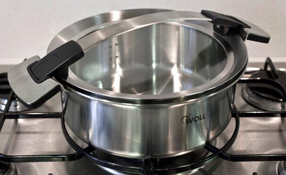 ollas de acero inoxidable para tu cocina
