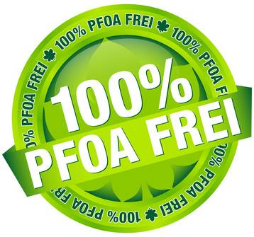 Las ollas de titanio Woll están libres de PFOA