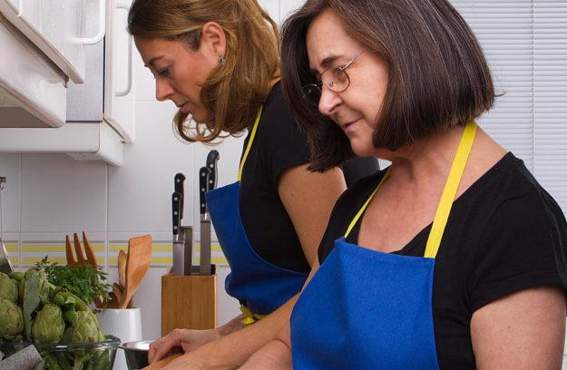 Aprende A Cocinar Parte I