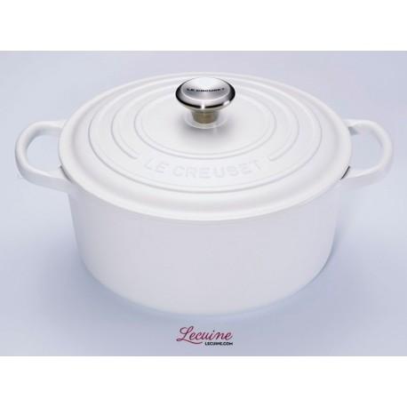 Cocotte redonda con tapa le creuset 1 lecuiners - Cocinar en cocotte ...