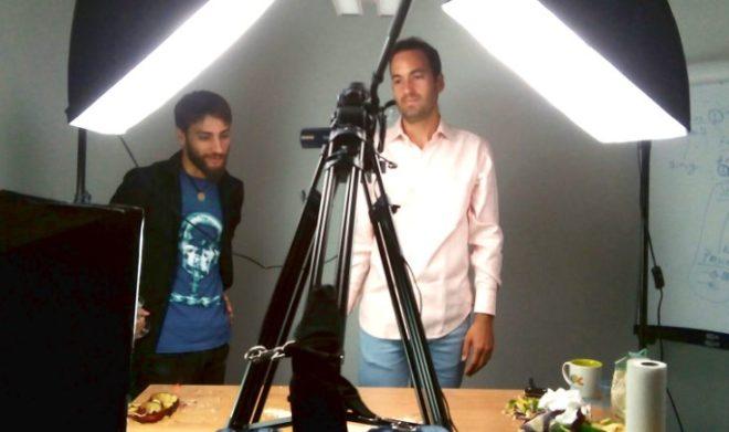 Ricardo ojalvo making of videos lecuiners for Como aprender a cocinar