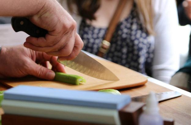 Como cuidar tus cuchillos de cocina