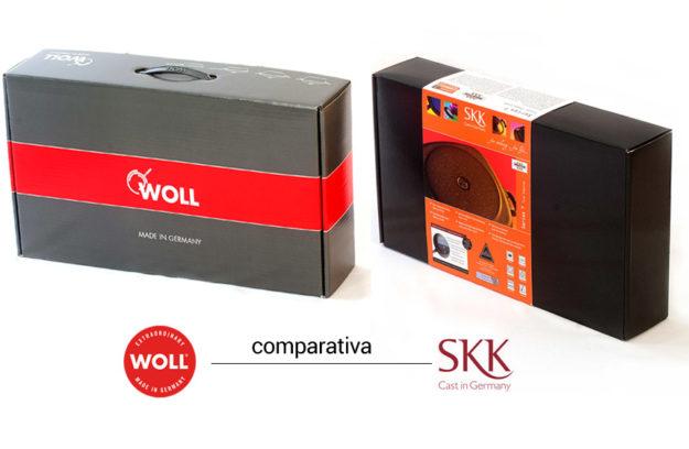Comparativa Woll SKK