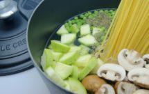 pasta en cocotte