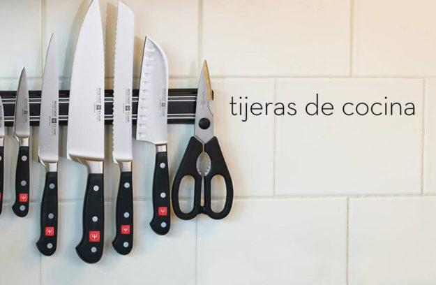 tijeras de cocina: un básico