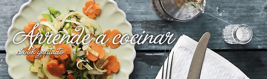 Ebook gratis de cocina aprende a cocinar for Aprender a cocinar