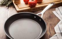 Cocinar con sartenes sin aceite