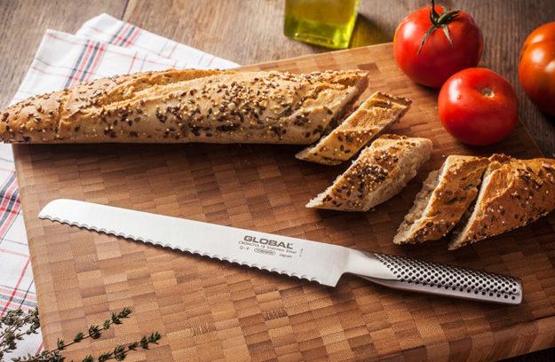 Cuchillos para pan
