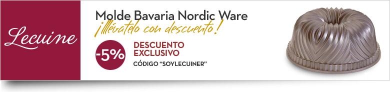 Comprar molde Bavaria Nordic Ware