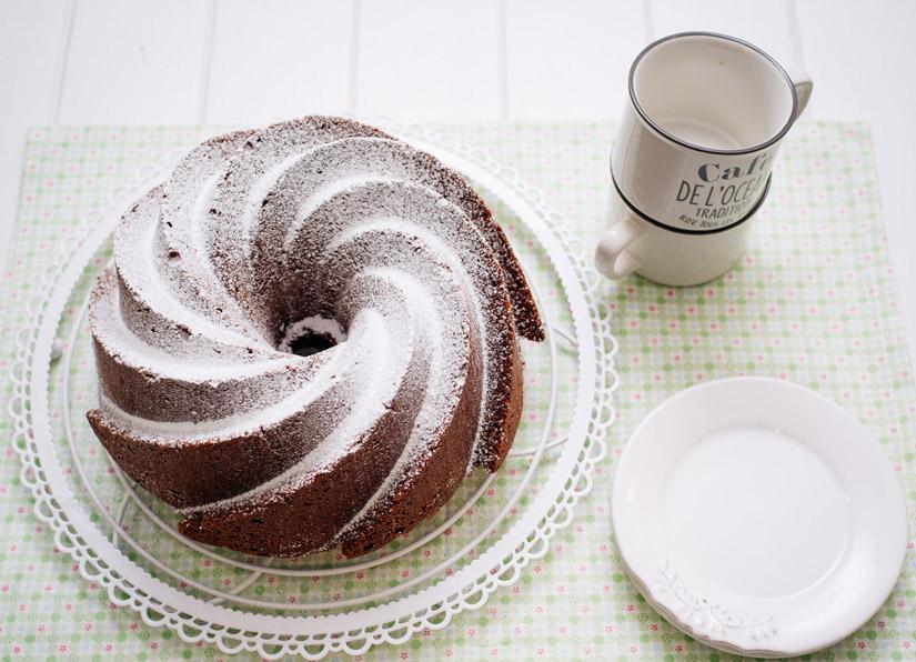 ¡bundt cake listo!
