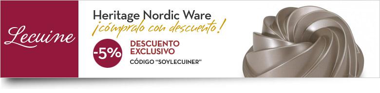 Comprar molde Heritage Nordic Ware