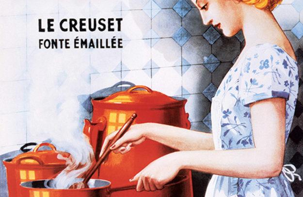 Historia de Le Creuset Francia