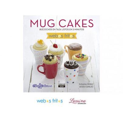 libro cocina mug cakes