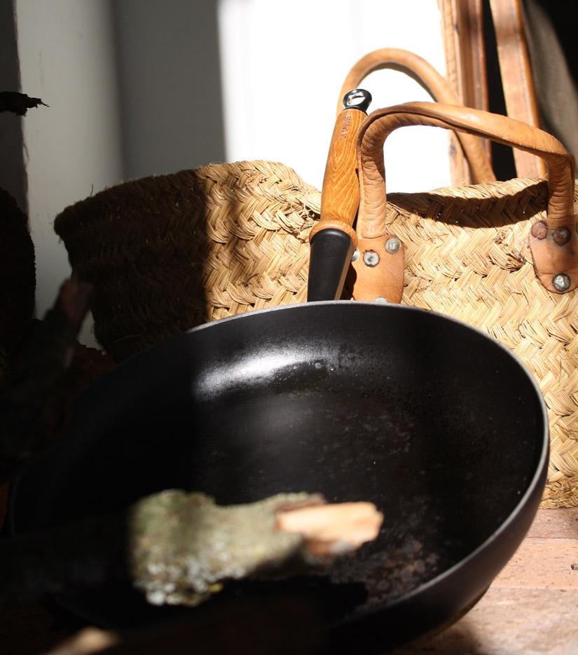 Sartenes le creuset limpieza lecuiners - Sartenes hierro fundido ...
