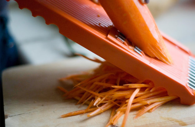 Mandolinas de cocina a fondo lecuiners - Mandolina cocina el corte ingles ...