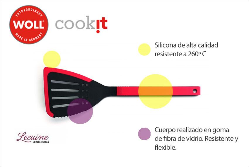 Utensilios de cocina 5 top ventas - Utensilios de cocina de silicona ...