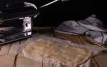 pasta casera sin gluten
