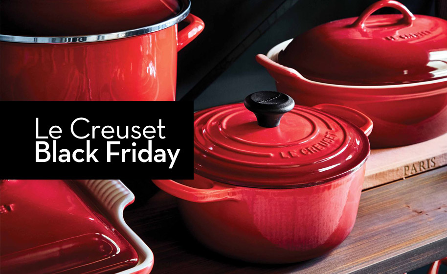 le creuset black friday 2017 lecuiners. Black Bedroom Furniture Sets. Home Design Ideas