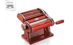 ¿Rodillo o máquina de pasta?