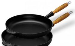Comer bien con poco tiempo usando sartenes de hierro - Sartenes hierro fundido ...
