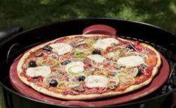 Piedra para hacer pizza en horno o barbacoa