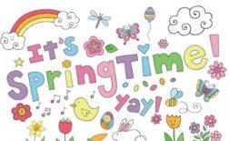 ¡Bienvenida primavera, que viva se te ve!