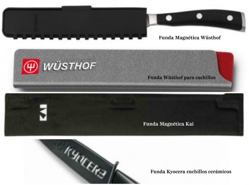 Taco para cuchillos lecuiners - Fundas para cuchillos de cocina ...