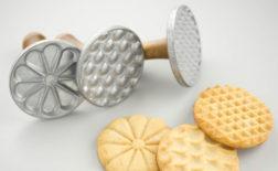 Prueba tú también los sellos de galletas