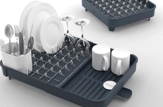 Escurridores de platos ¿cuál comprar para tu cocina  cb1f28682b95