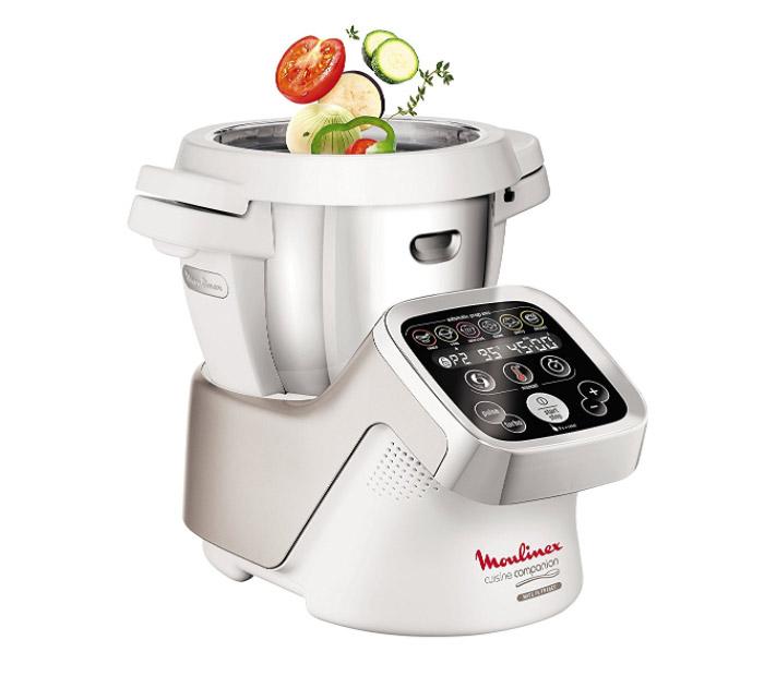 Robot de cocina taurus moulinex companion lecuiners for Robot de cocina taurus master cuisine