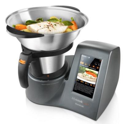 Robot de cocina taurus my cook lecuiners for Cual es el mejor robot de cocina