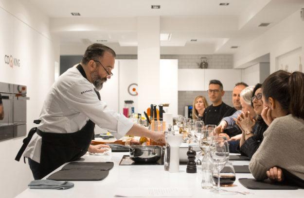 Escuela de cocina TheBox Madrid