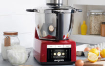 Robot de cocina Magimix Cook Expert Rojo