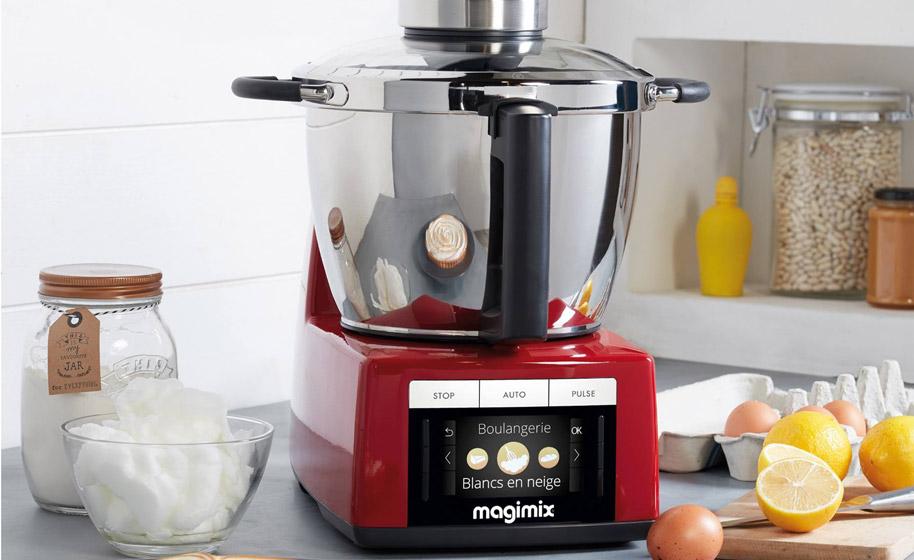 Magimix cook expert as es el mejor robot de cocina del mercado - Robot de cocina mejor valorado ...