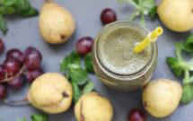 Prepara un delicioso smoothie verde