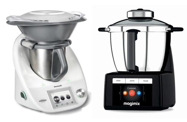 Alternativas A Thermomix Que Existen En Espana Robots De Cocina