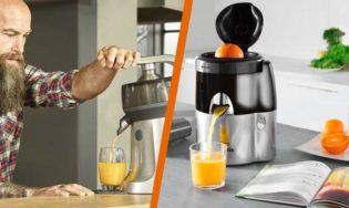 El mejor exprimidor de naranjas y citricos comparativa