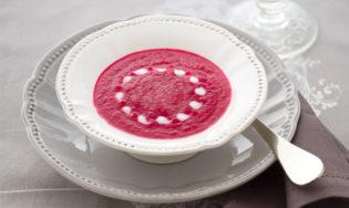 Crema remolachas receta para cook expert
